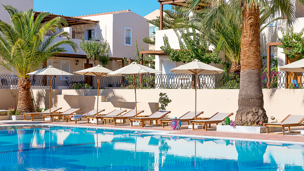 Crete Luxury Resort Rethymno