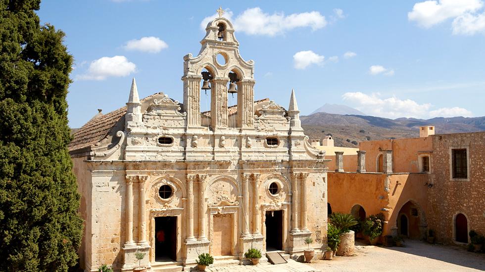 Crete Places of Interest